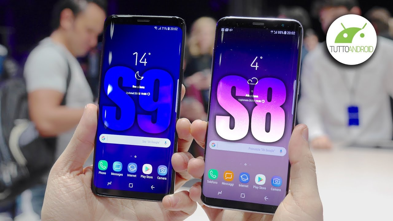 Samsung S8 O S9