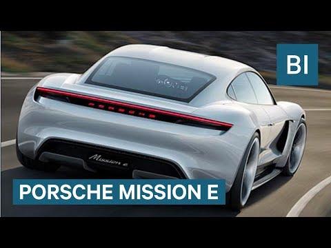 Porsche's stunning Tesla rival will arrive...