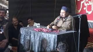 Nawabshah allama asad ali shar  report fida hussain chandio