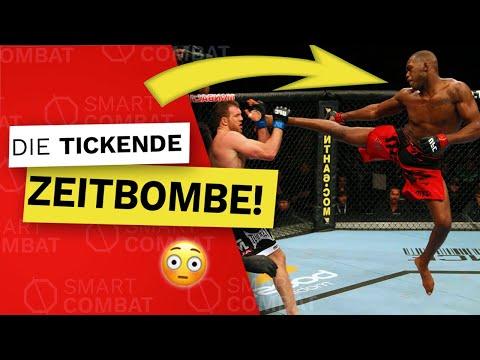 Der Bösartigste MMA KÄMPFER ALLER ZEITEN! Jon Jones Analyse!