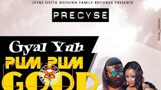 Precyse - Gyal Yuh Pum Pum Good (Raw) December 2017