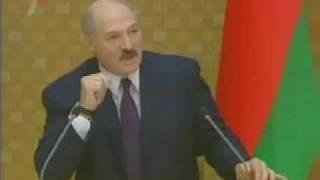 Лукашенка пра беларускую мову