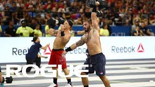 Rogue Iron Game - Ep. 17 / Split Triplet - Individual Men Event 7 - 2019 Reebok CrossFit Games
