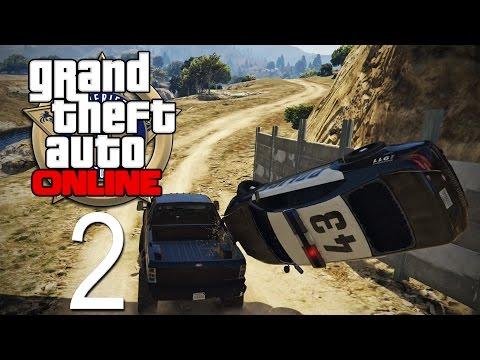 GTA 5 Online - SAPDFR - Episode 2 - Trigger Happy Cops! (PS4)
