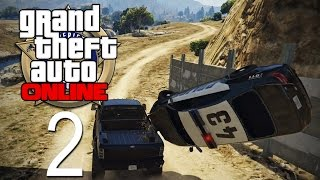 GTA 5 Online - SAPDFR - Episode 2 - Trigger Happy Cops! (PS4)