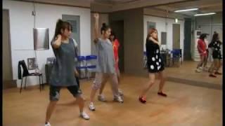 Cyworld Exclusive KARA STEP Choreography