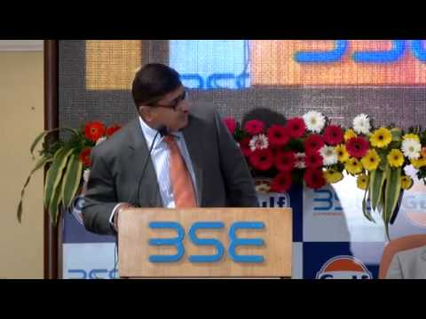 Listing Ceremony of Gulf Oil & Lubricants India Limited