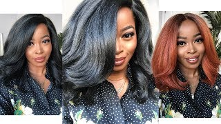 FINALLY NATURAL HAIR WIGS for $30 😱These 🆕OUTRE NEESHA LACE FRONT SOFT And NATURAL WIGS are LIT🔥