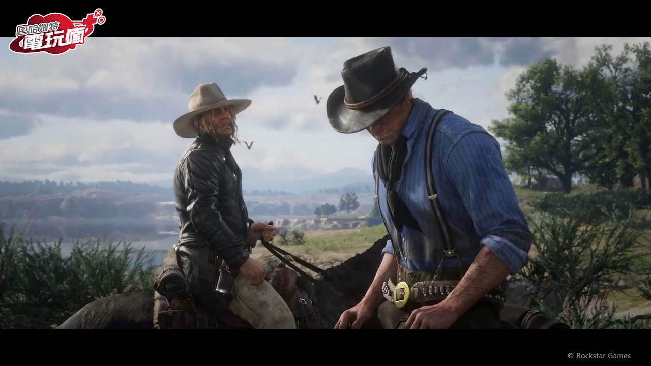 《碧血狂殺 2 Red Dead Redemption 2》公布上市日期與故事劇情!未上市遊戲介紹 - YouTube