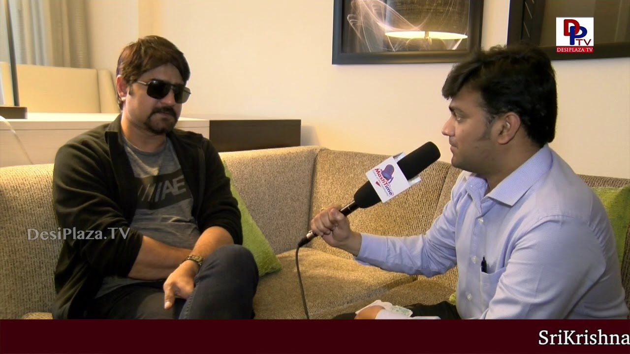 Promo : Exclusive Interview with Tollywood Movie Actor - Srikanth