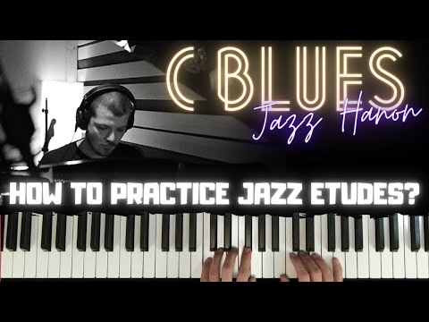Bebop Blues - Practice Tips │Jazz Piano Lesson #22