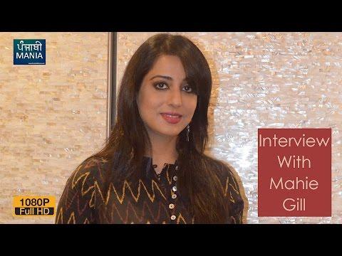 Mahie Gill Interview | Aatishbaazi Ishq | Releasing October 14, 2016