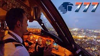 Piloting the BOEING 777 (Farewell AeroMexico 777)