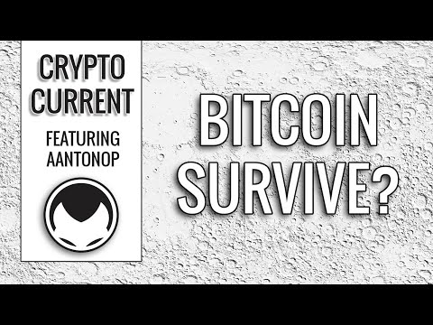 Will Bitcoin Survive Governments? - Andreas M. Antonopoulos