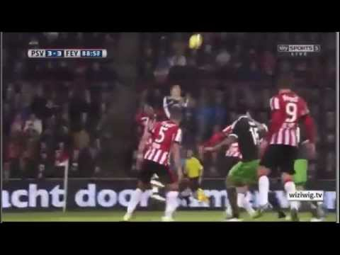 PSV knokt zich langs Heracles