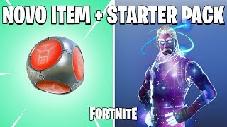 FORTNITE | GALAXY STARTER PACK, NEW TRAP AND KART MANEUVERS