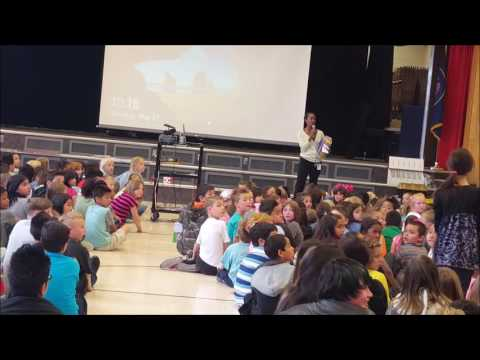Little Girl Temper Tantrum During School Assembly Cus She Didn't Win Free Scooter