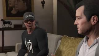 مهمه فتح تريفور في Grand Theft Auto V + الوصف مههم جدا
