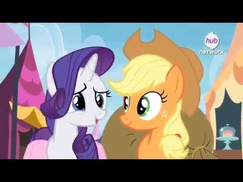 """My Little Pony — S04E22 Clip №1 """"Trade Ya"""""""
