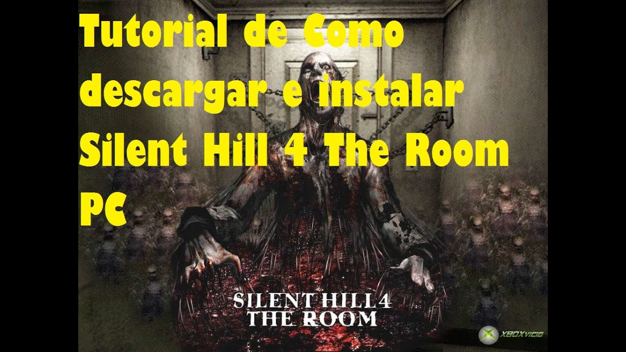 Descargar Silent Hill  The Room Pc