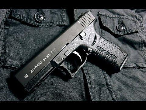 Jos Jedna Mala Recenzija Startni Pistolj Zoraki 917 (Glock 17)