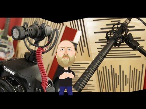 RODE NTG-2 vs. VideoMICRO Shootout!