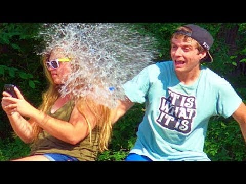 Ultimate 'Water Balloon' Pranks Gone too Far Compilation!