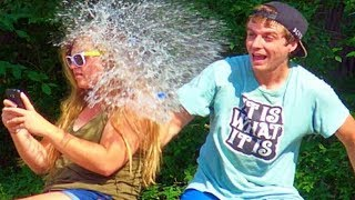 "Ultimate ""Water Balloon"" Pranks Gone too Far Compilation!"