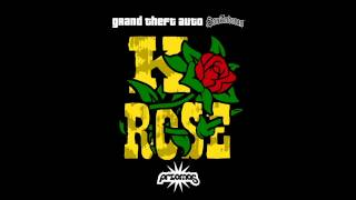 GTA:SA K-ROSE - Eddie Rabbit - I Love A Rainy Night