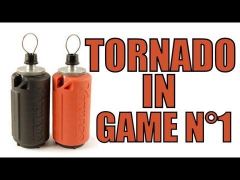 BEST OF AIRSOFT GRENADE TORNADO IMPACT  # 1