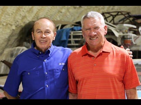 Bill Blair talks with NASCAR Legend Waddell Wilson
