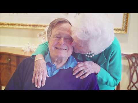 George H.W. and Barbara Bush: One of Our Greatest Love Stories