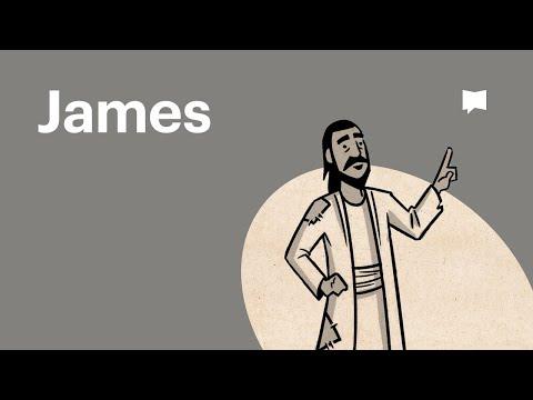 Read Scripture: James