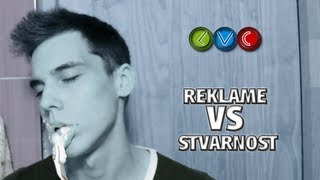 REKLAME VS STVARNOST