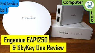 EnGenius SkyKey One & EAP1250 AP Review EP1