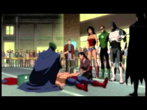 Justice League Doom Clip: Life Saving Surgery