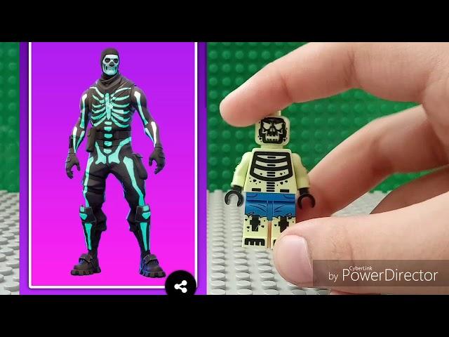 New Lego Fortnite season 6 minifigs