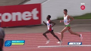 Cover images 3000m Men Final - European Athletics Team Championships First League Vasaa 2017