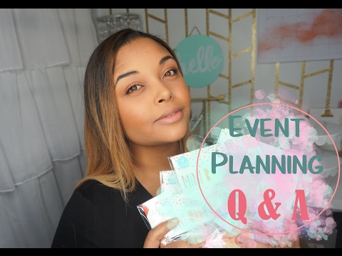 EVENT DESIGN or EVENT PLANNING?  (Q & A) [Event Planning Career 101]