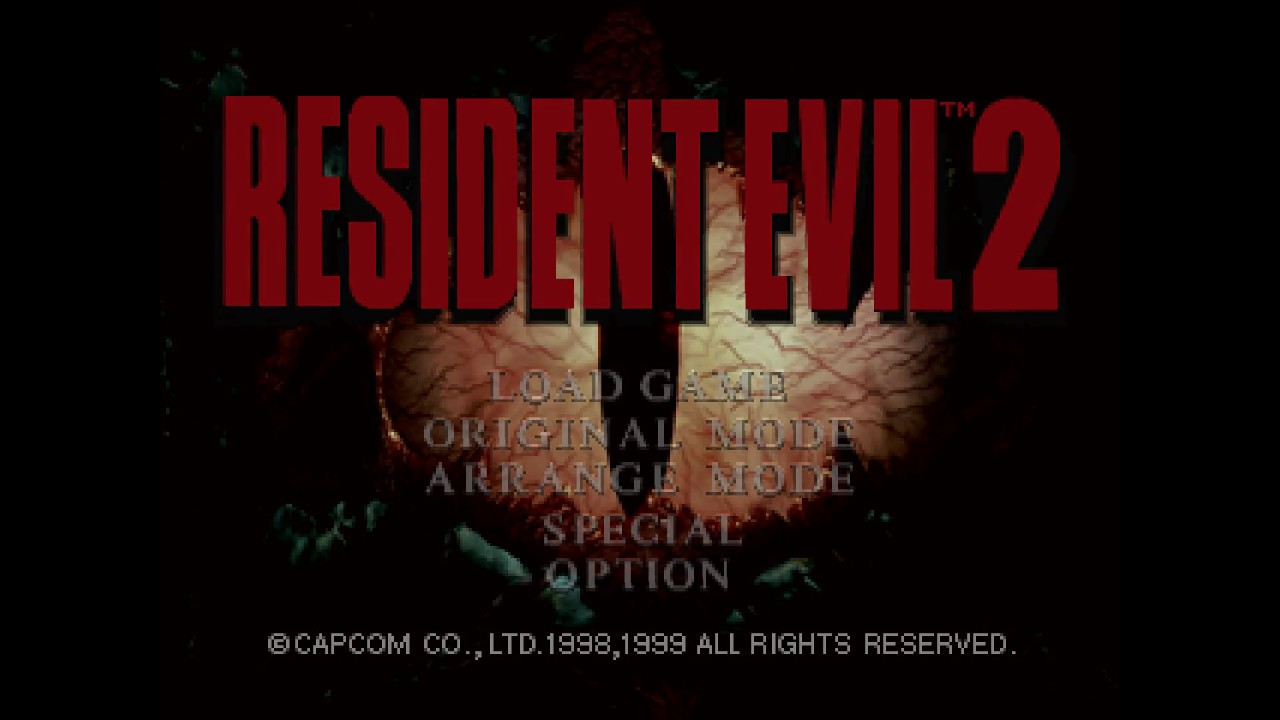 Resident Evil 2 1998 (PC) Windows 10 Gameplay