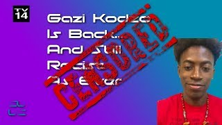 Gazi Kodzo Is Back...And Still Racist As Ever