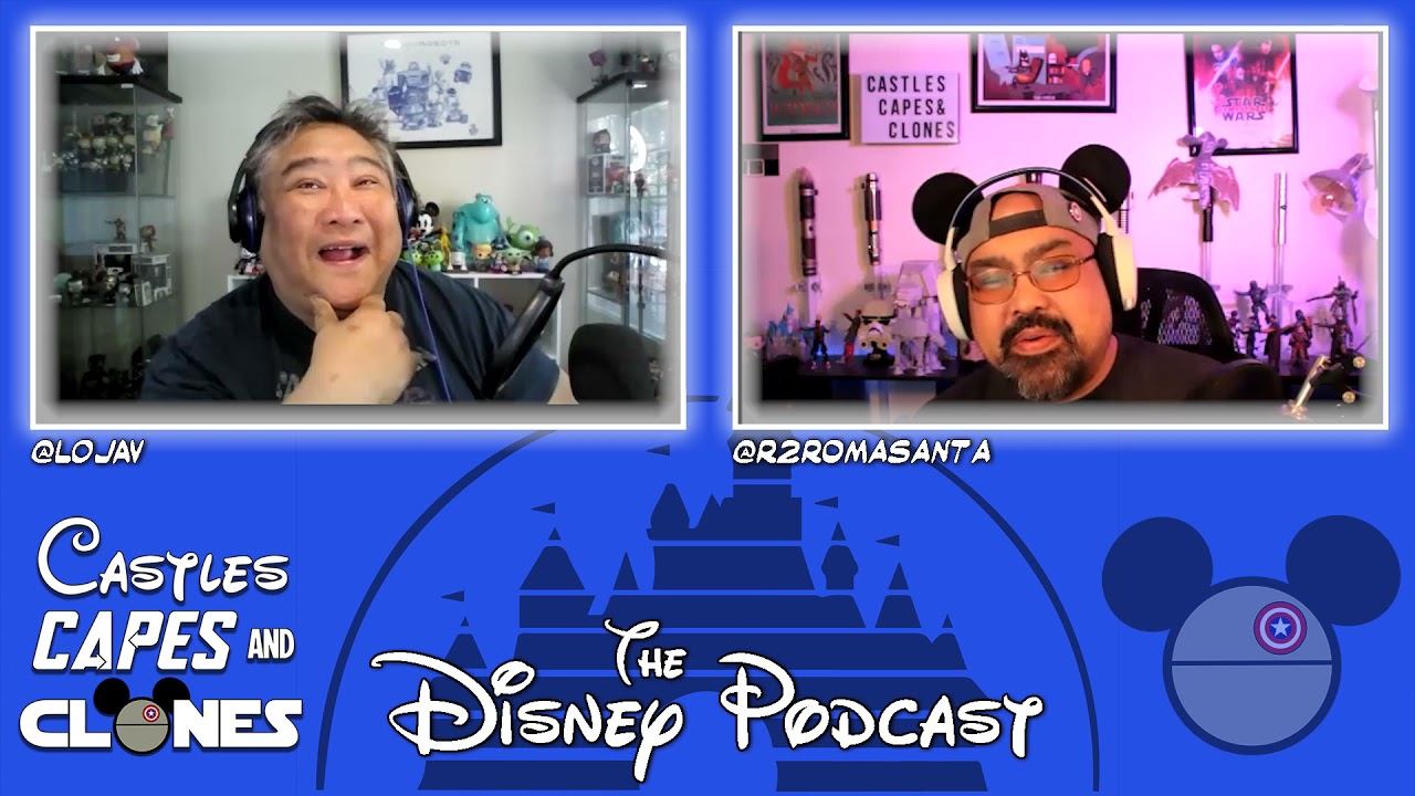 Disneyland Opening, Monsters at Work and more Disney News | CCC Disney Podcast Ep 08