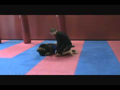 Half Guard Sweeps with BJJ Black Belt