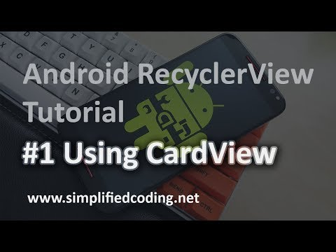 Repeat Android RecyclerView Tutorial with Example in hindi
