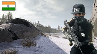 PUBG New Snow Map Update ( Vikendi ) • PUBG Live Stream India