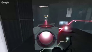 portal 2 live! (i have already played a bit of it)