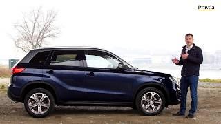 Test: Suzuki Vitara