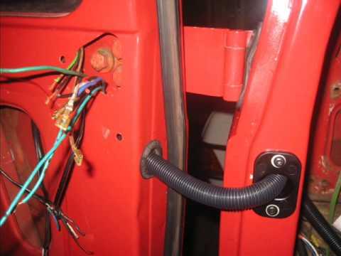 class system diagram 2004 f250 fuse box mercedes w460 g wagen rear door wiring upgrade - youtube