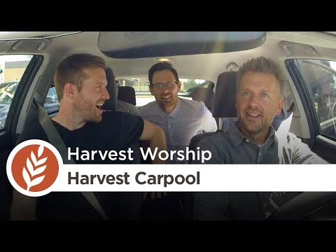 Carpool Karaoke Parody w/ the Mark Swayze Band   NEW Harvest Worship Sundays at 5:30pm