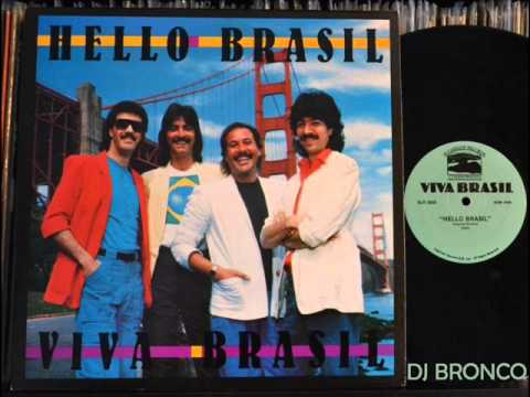VIVA BRASIL * HELLO BRASIL